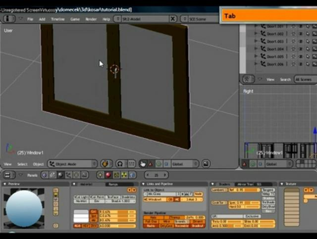 Tutorial building a house in blender 3d software part 2 3d home builder software