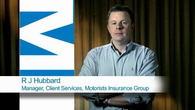 Motorist Insurance Group, R J Hubbard