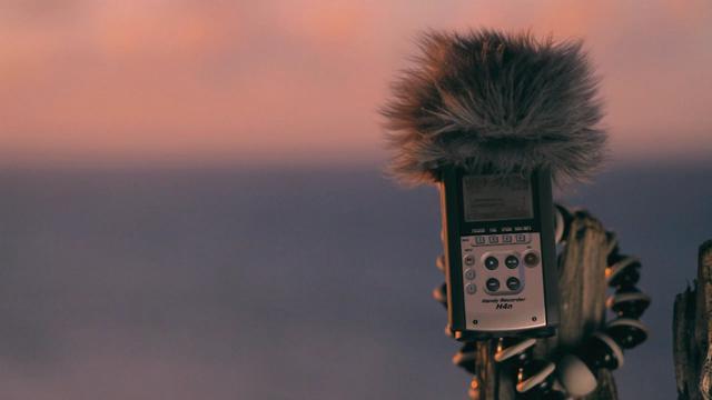 Zoom H4n + Redhead + Canon Mark II + 85mm + Windy Maui's North Shore
