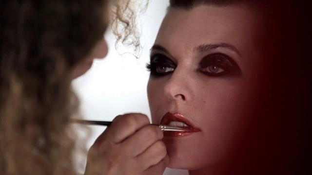 640 x 360 jpeg 15kB, Calendario Campari 2012 - Milla Jovovich on Vimeo