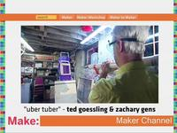 Uber Tuber: The Instant French Fries Bazooka System