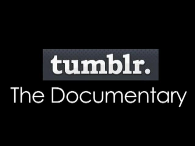 tumblr. - The Documentary (by boringloser.com)
