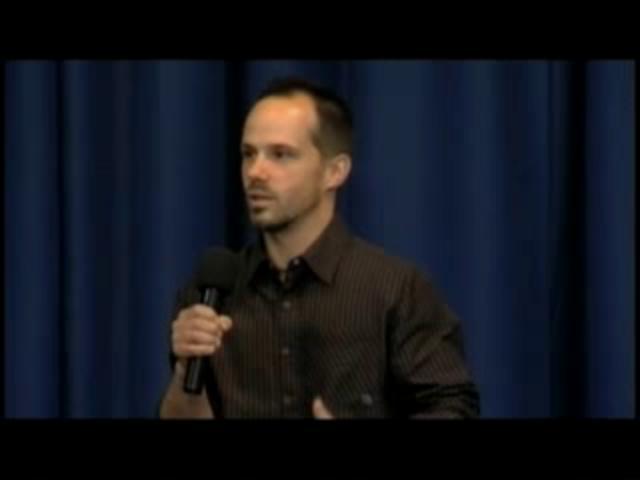 La parole de la réconciliation - Environné de sa grâce (pasteur Claude Hurteau)
