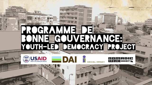 Programme Bonne Gouvernance: Youth-Lead Democracy Project (DRC)