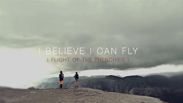 Video: Skyliners –  I Believe I Can Fly Trailer