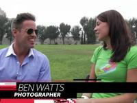 Ben Watts, Author of LICKSHOT: A Photo Scrapbook -- Nike Video