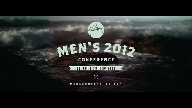 MEN'S CONFERENCE 2012