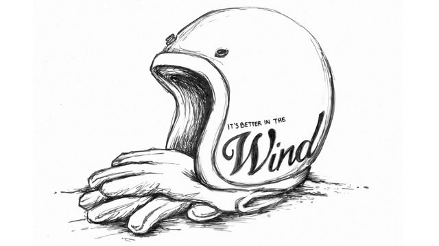 Video | &#8220;It&#8217;s Better In The Wind&#8221; #motorcycles
