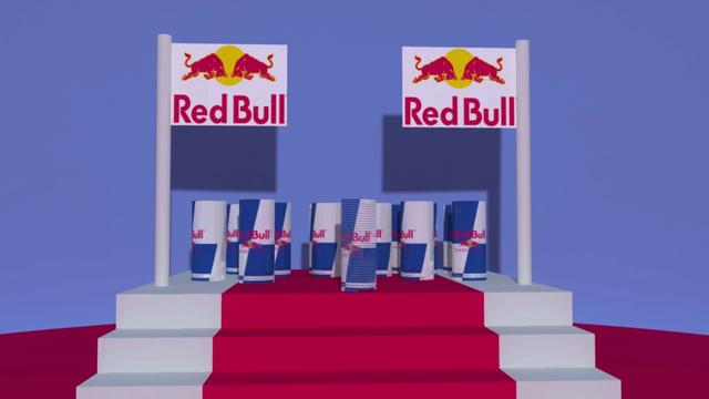 Slinky - Red Bull Canimation