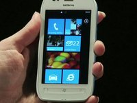 Nokia Lumia 710 videopreview @ Nokia World