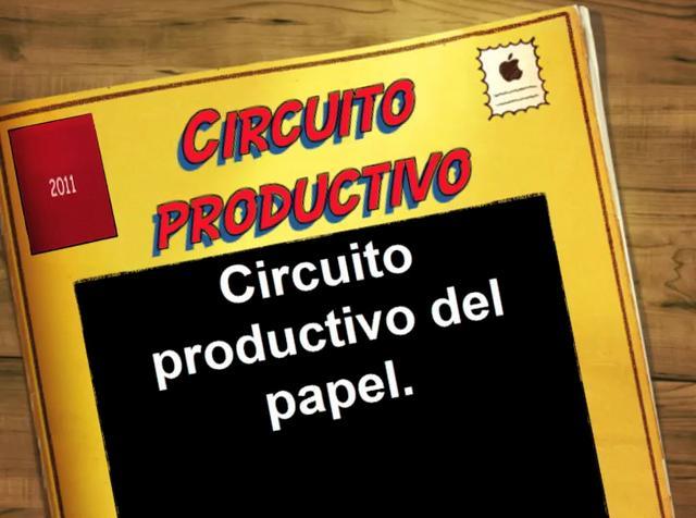 Circuito Productivo Del Vino : Circuito productivo del papel on vimeo