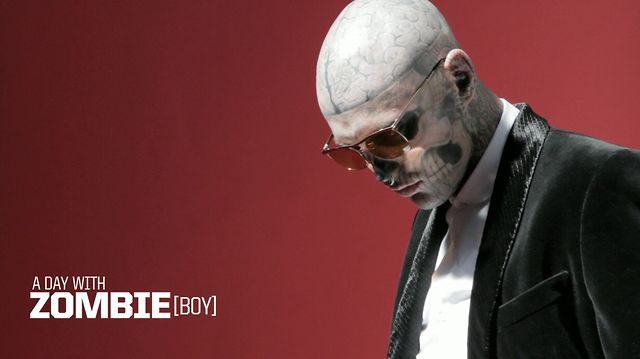 Video: A Day with ZOMBIE BOY