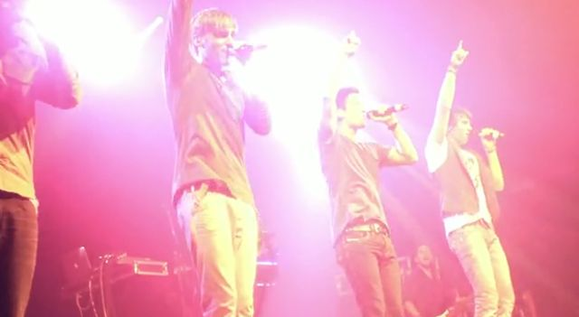 Big Time Rush - Manchester 2011