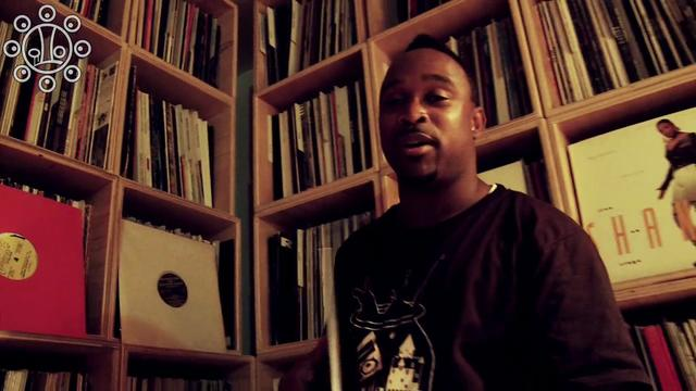 DJ Spinna | Behind The Scenes In-Studio