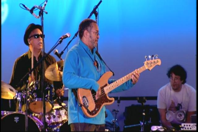 The Original Meters - Cissy Strut/Look-Ka Py Py - Voodoo Experience 2011