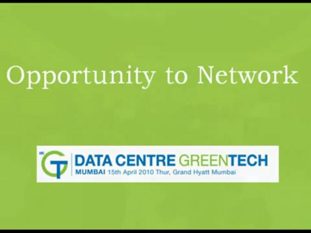1E India - Data Centre Green Tech Conference Mumbai 2010