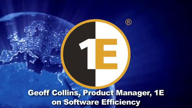 1E Software Efficiency - AppClarity
