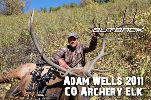 Colorado Archery Elk - Adam Wells -2011