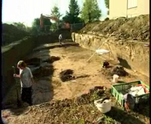 Opgraving school Rossum