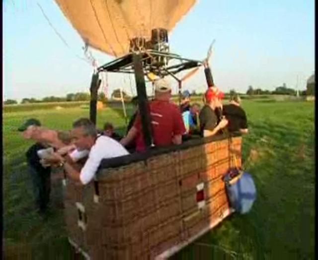 Ballonvaart Hurwenen