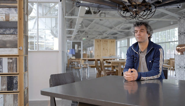 Video | Designer Piet Hein Eek
