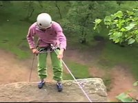 [Get Out On Rock - Abseiling]