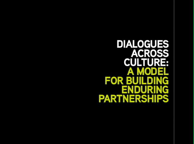 Dialogues Across Culture: A Model for Building Enduring Partnerships