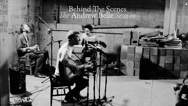 SerialBox Presents: ANDREW BELLE BTS