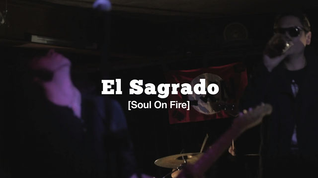 [live tv] #046 Pt. 2-2 El Sagrado - Soul On Fire