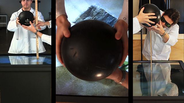 MT55 Platform: The Bowling Ball Test