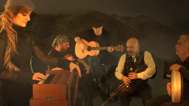 """DOA music from Galicia """"Verdes herbas"""" VC"""