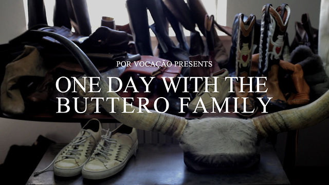 "Video | ""One day with the Buttero Family"""