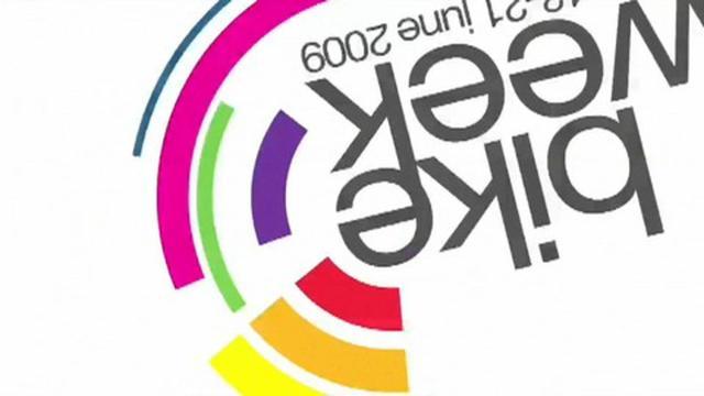 Bike Week 2009 - Logo Animations