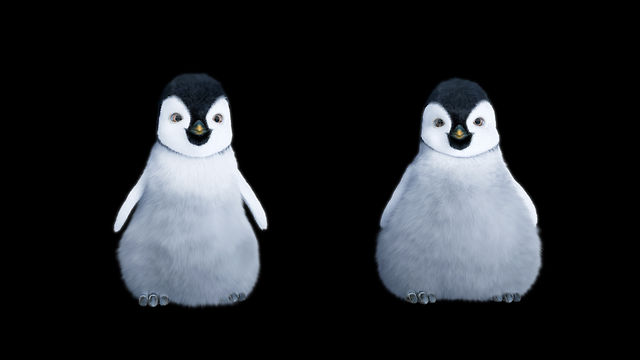 Happy feet 2 dance animation