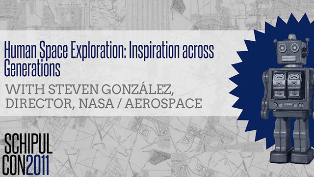 Human Space Exploration - Steven Gonzalez