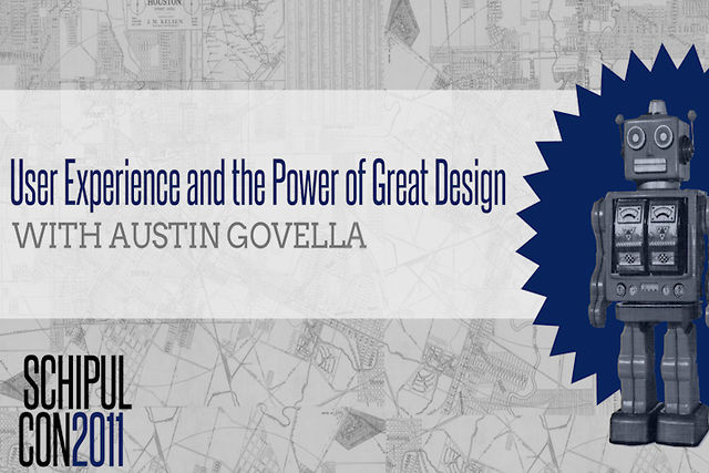 User Experience and the Power of Great Design Austin Govella