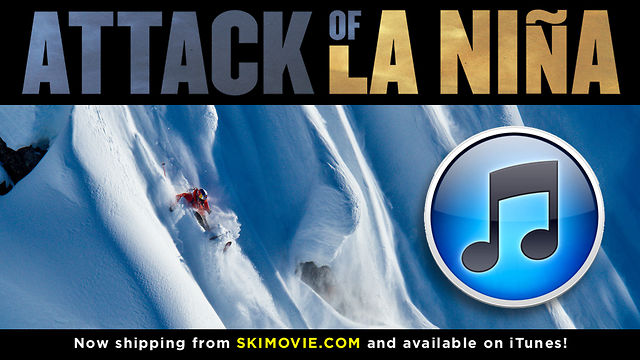 """Attack of La Niña"" now shipping AND available on iTunes!"