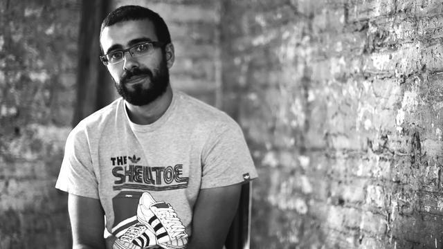 Arab Winter: eL Seed Artist Profile