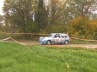 Vidéo Rallye de la Noix de Grenoble 2011