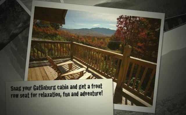 Gatlinburg Cabin Rentals with Mountain View