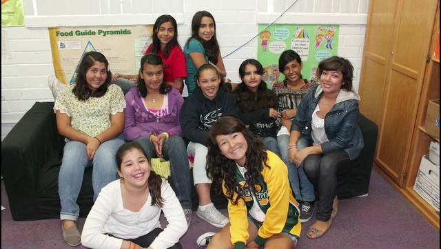 Las Fotos Project at the Boys and Girls Club of East Los Angeles