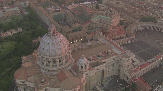 Vatican - The Hidden World