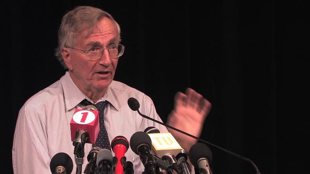 Seymour Hersh | Pulitzer Prize-winning investigative journalist (short version)