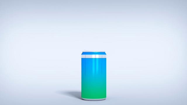 Red Bull Animation