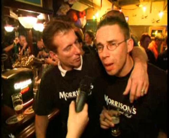 Feest 5 jaar pub Rossum