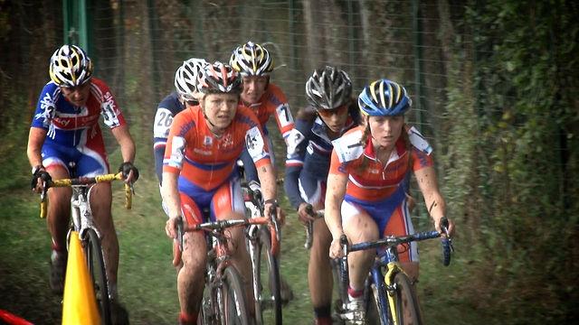 Championnat d'Europe cyclo-cross 2011