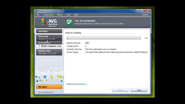 descargar antivirus avg gratis 2012 en espanol