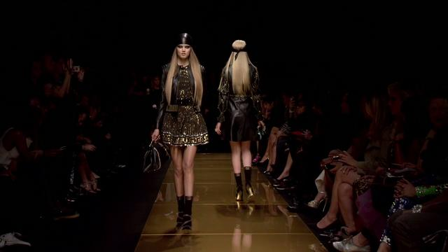 Video | Versace for H&#038;M Runway
