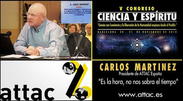 Carlos mart nez garc a presidente de attac espa a es la - Carlos martinez garcia ...