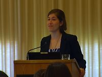 Masters in Public Administration in Environmental Science and Policy Summer 2011 Final Briefings—Rachel Roberts